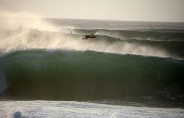 Vidéo surf: soigner sa sortie