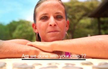 Vidéo: Pauline Ado a quelque chose à nous dire