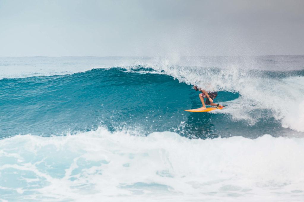 les champions de surf de cuba
