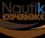 logo nautik experience paddle quiberon