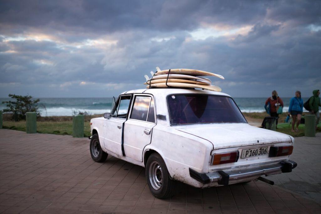 cuba et surf la révolution surf