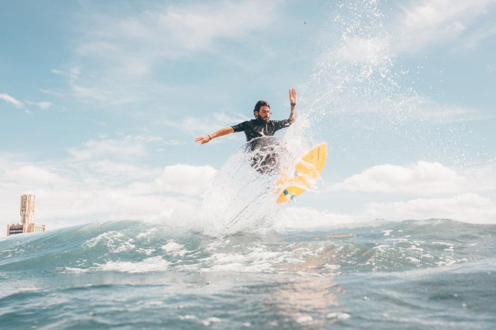surfeurs cubains