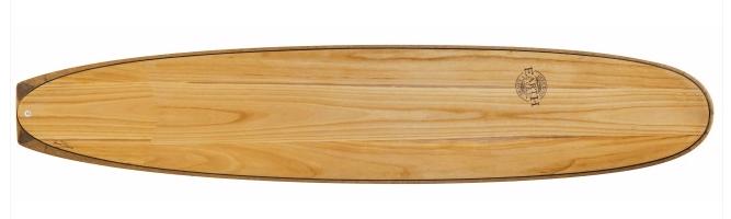 Planche de surf : le longboard