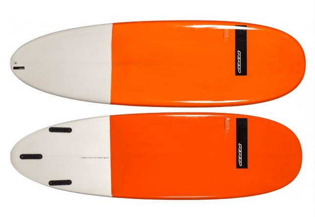Planche de surf : le mini malibu
