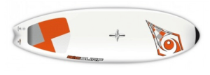 Fish planche de surf débutant - BIC 5'10 FISH