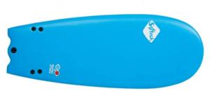 Planche de surf débutant - SOFTECH ROCKET ATTACK 4'4 3D