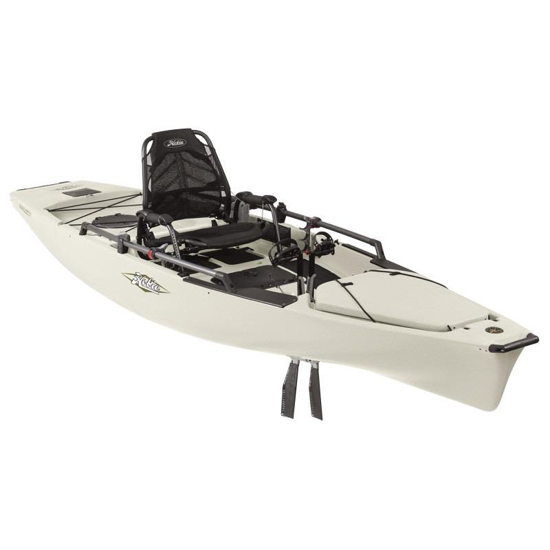 kayak de peche modèle à pédale