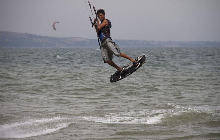 Kitesurfing_Vietnam