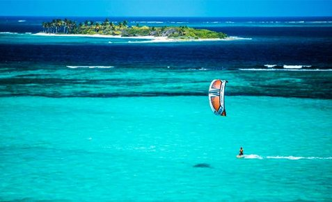 kites surf ile grenadines