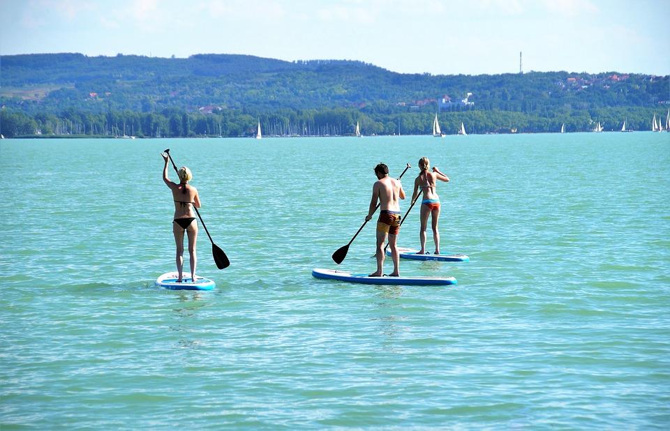 pourquoi faire du paddle / sup