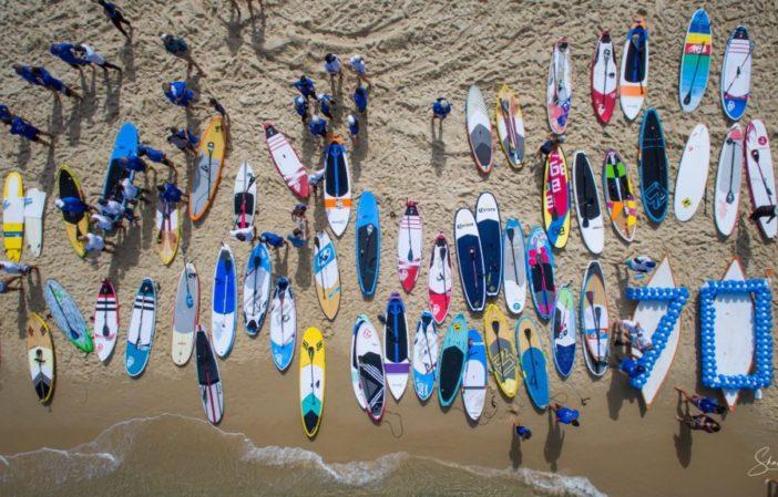 paddle-plage