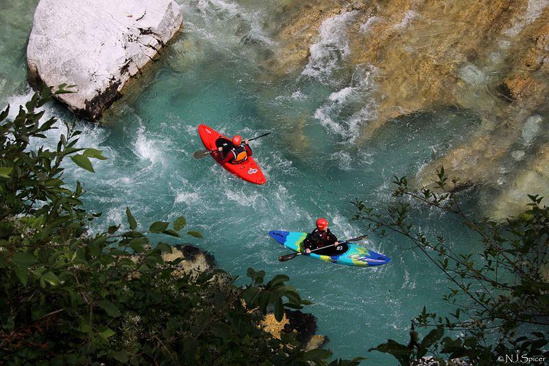 qui peut pratiquer le kayak ?